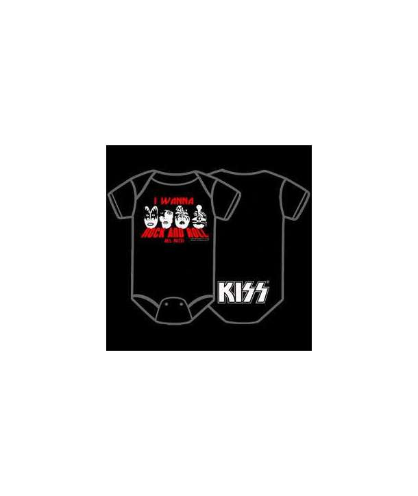 Body KISS - Rock and Roll