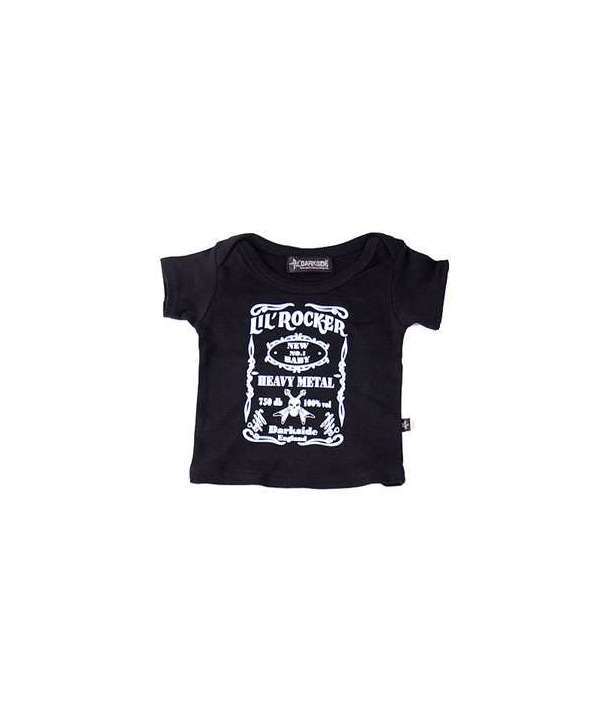 Camiseta niño/a Lil Rocker Heavy Metal