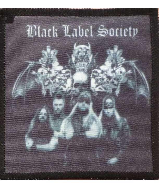 Parche BLACK LABEL SOCIETY - Skull band