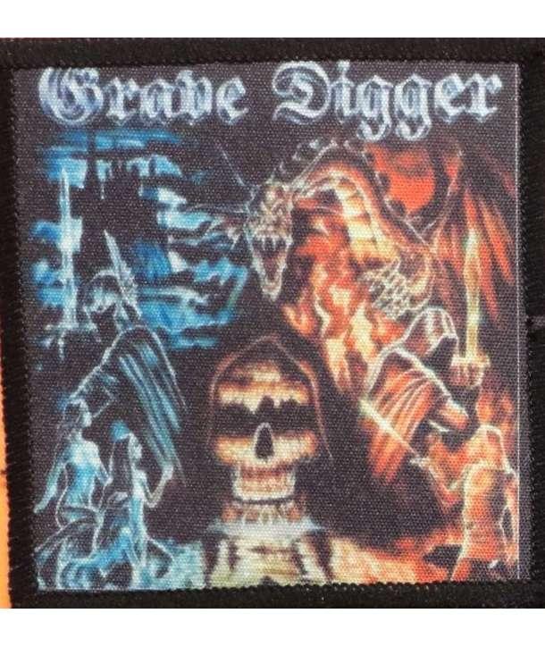 Parche GRAVE DIGGER - Rheingold
