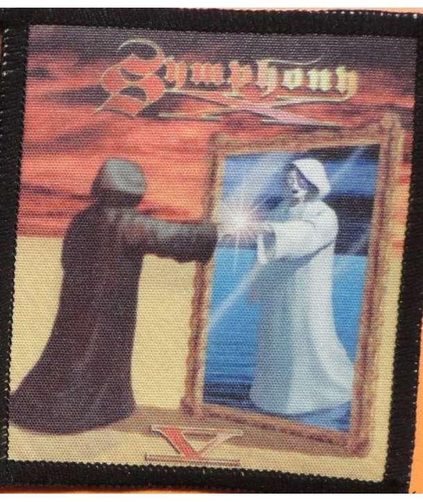 Parche SYMPHONY X - V The New Mythology Suite