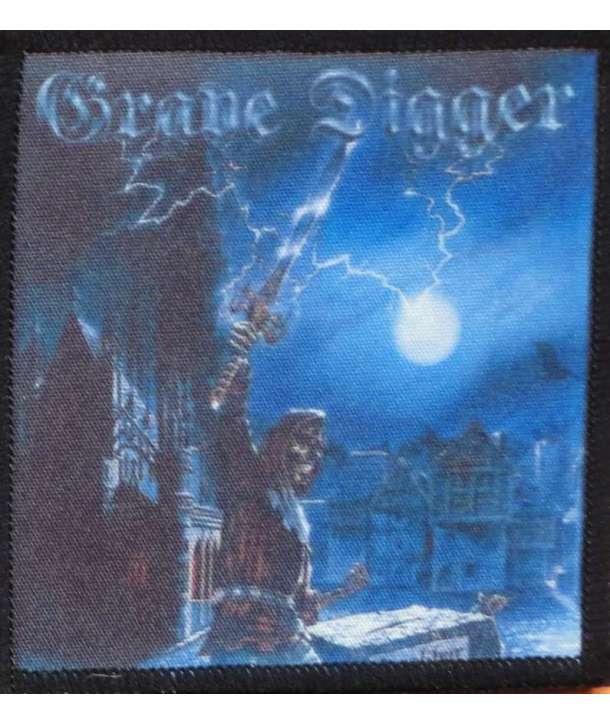 Parche GRAVE DIGGER - Excalibur