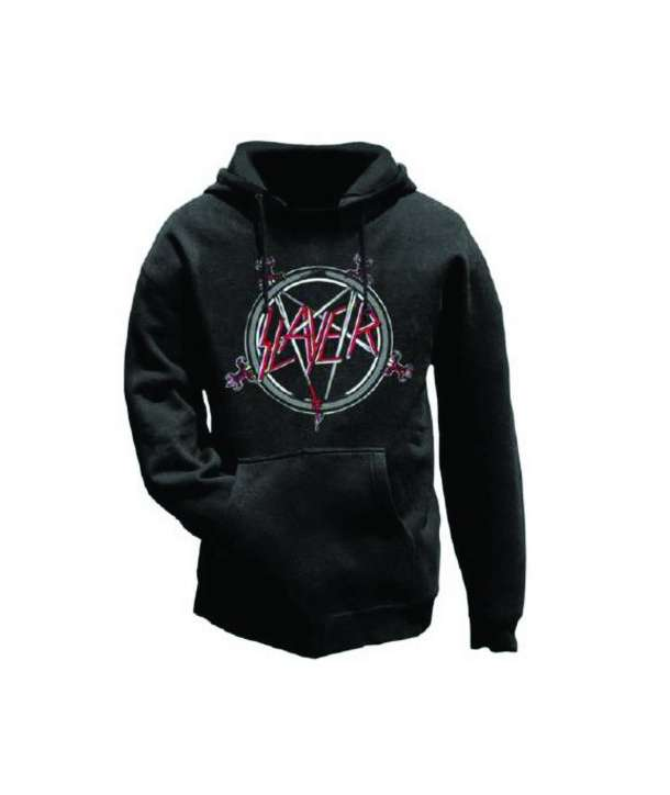 Sudadera SLAYER - Pentagram