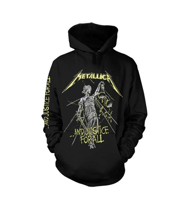 Sudadera METALLICA - And Justice For All