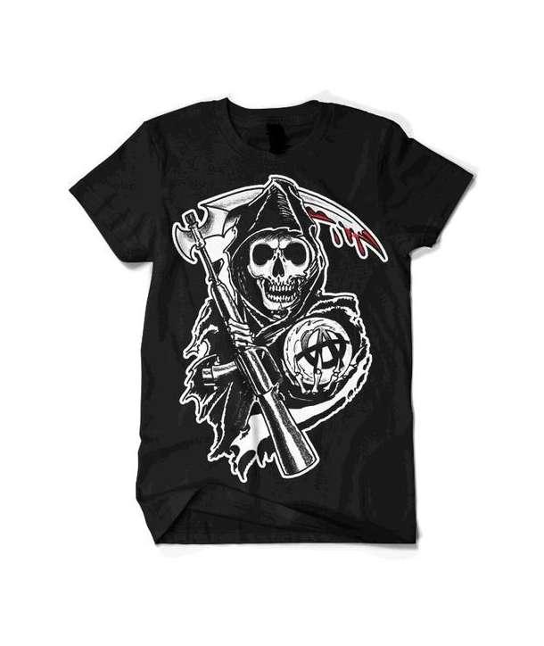 Camiseta SONS OF ANARCHY - Reaper Crew