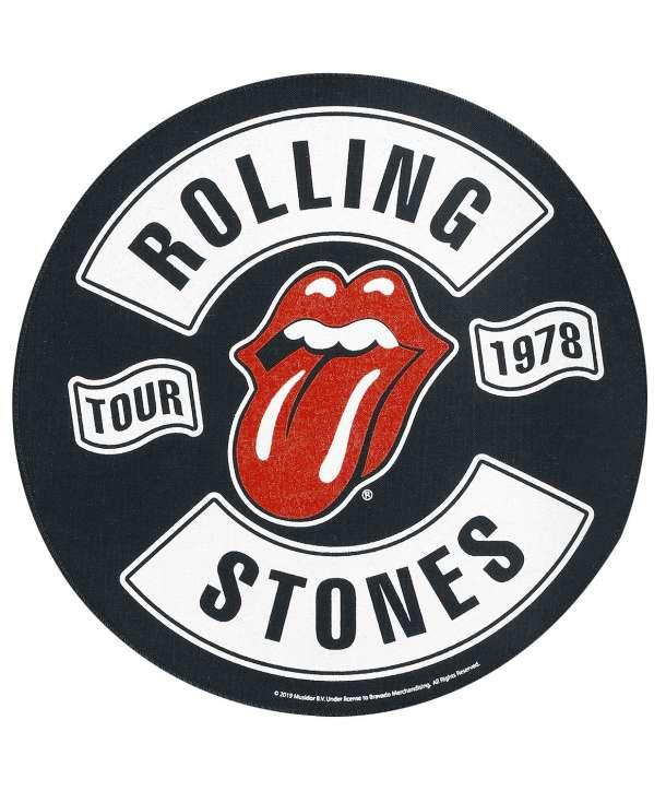 Parche para espalda espaldera ROLLING STONES - Tour 1978