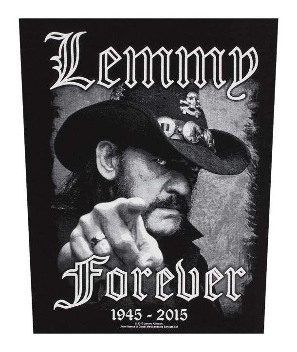 Parche para espalda LEMMY - Forever