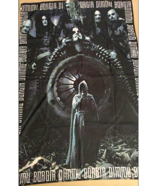 Bandera DIMMU BORGIR - Death Cult