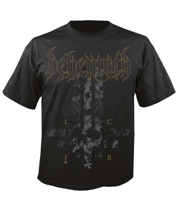 Camiseta BEHEMOTH - LFCR Cross