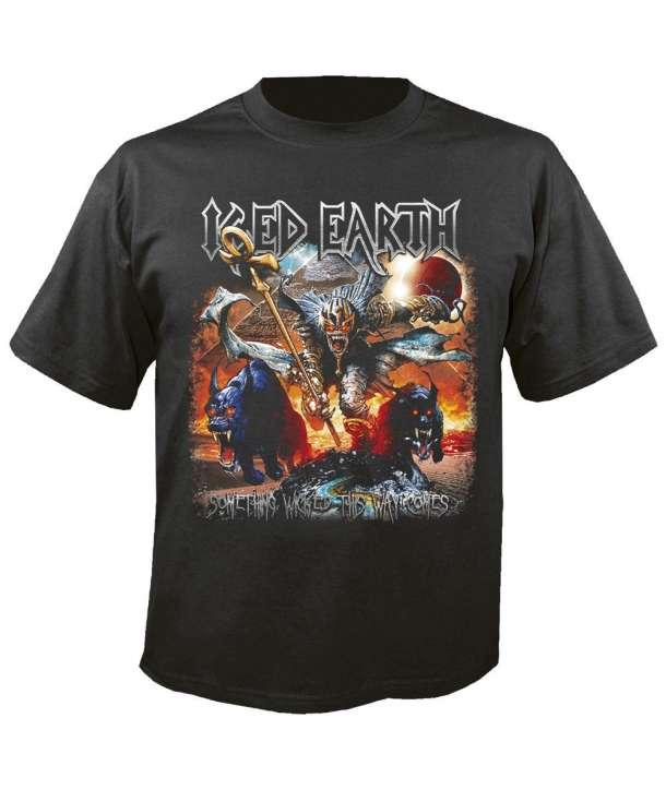 Camiseta ICED EARTH - Something Wicked
