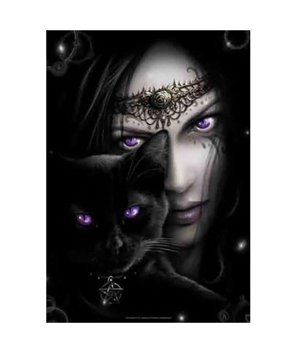 Bandera Spiral - Cat's Eyes