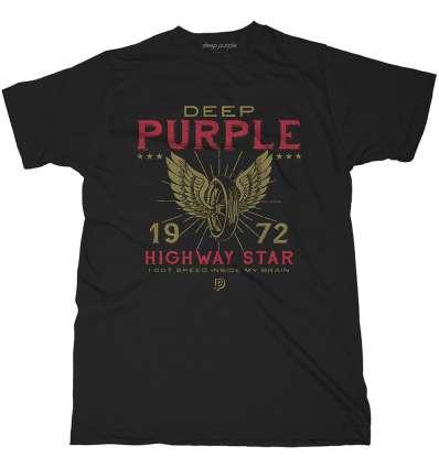 Camiseta DEEP PURPLE - Highway Star