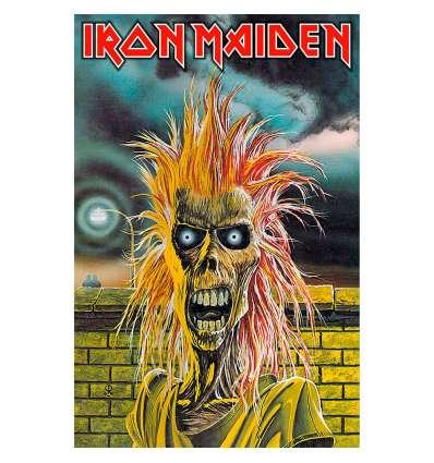 Bandera Poster Textil IRON MAIDEN - Iron Maiden