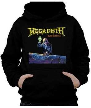 Sudadera MEGADETH - Rust In Peace