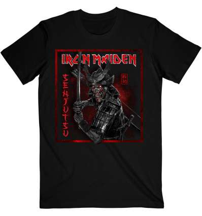 Camiseta IRON MAIDEN - Senjutsu (PREVENTA)