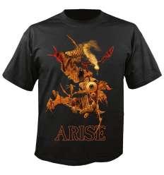Camiseta SEPULTURA - Arise 30 Aniversario