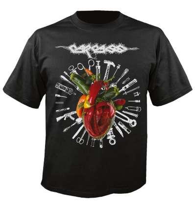 Camiseta CARCASS - Torn Arteries