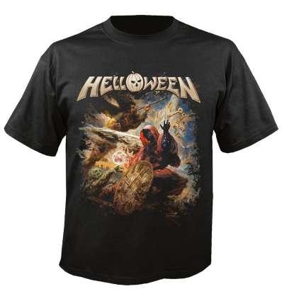 Camiseta HELLOWEEN - Helloween Portada