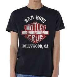 Camiseta MOTLEY CRUE - Bad Boys