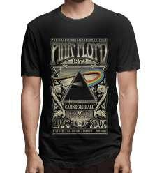 Camiseta PINK FLOYD - Carnegie Hall Dark Side Tour