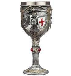 Copa Caballero de las Cruzadas Resina