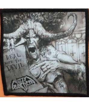 Parche LIZZY BORDEN - Deal With The Devil