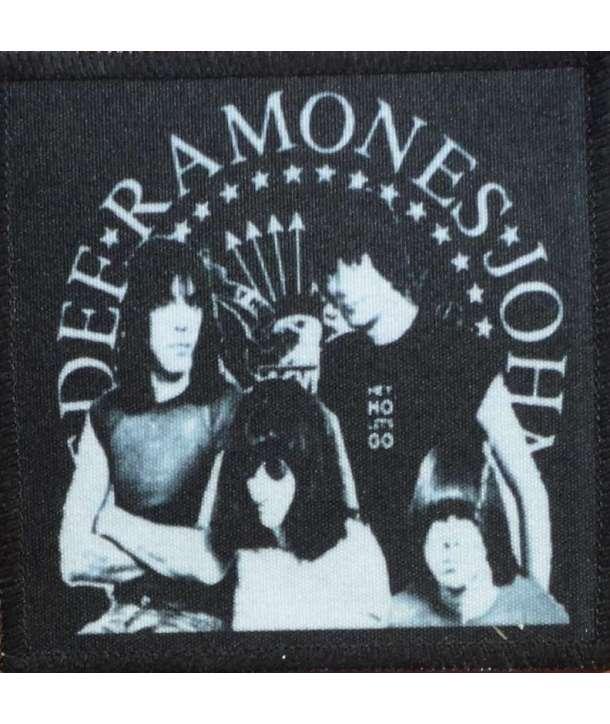 Parche RAMONES - Logo Band