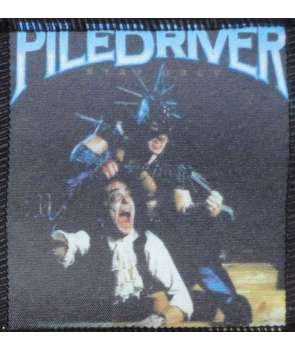 Parche PILEDRIVER - Stay Ugly