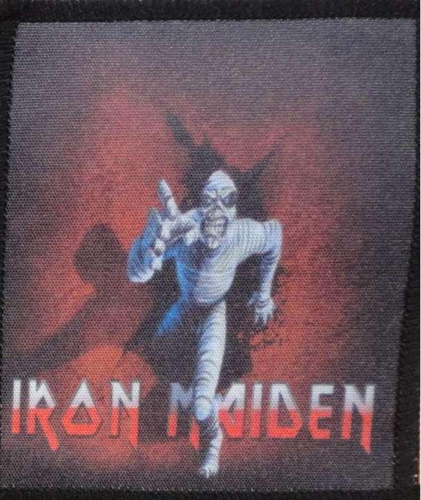 Parche IRON MAIDEN - Momia