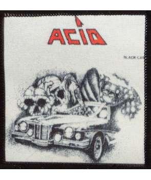 Parche ACID - Black Car