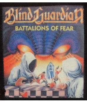 Parche BLIND GUARDIAN - Batallions Of Fear