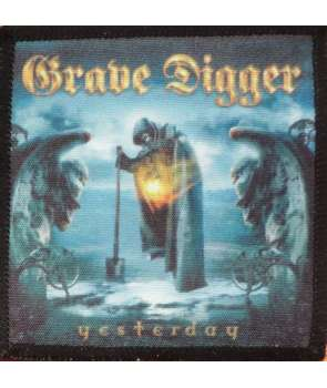 Parche GRAVE DIGGER - Yesterday
