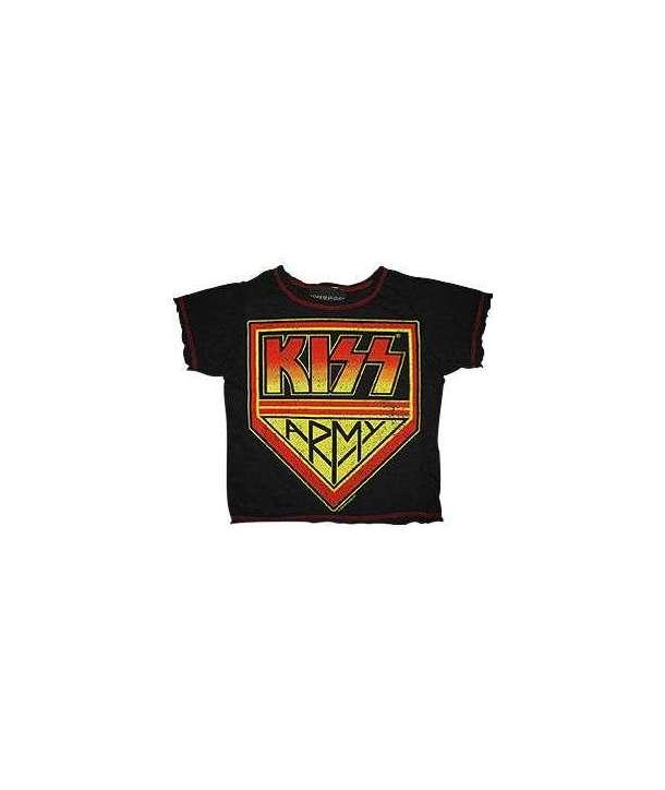 Camiseta niño/a KISS - Army