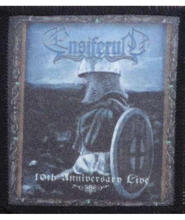 Parche ENSIFERUM - 10 th Anniversary Live