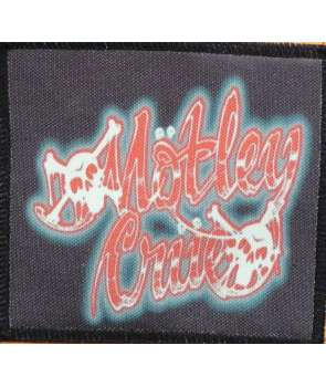 Parche MOTLEY CRUE - Logo