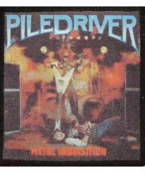 Parche PILEDRIVER - Metal Inquisition