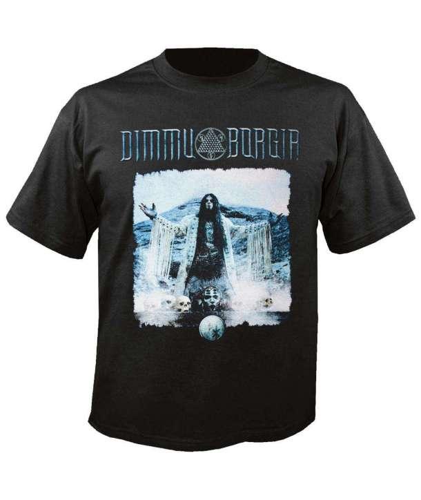 Camiseta DIMMU BORGIR - Shagrath
