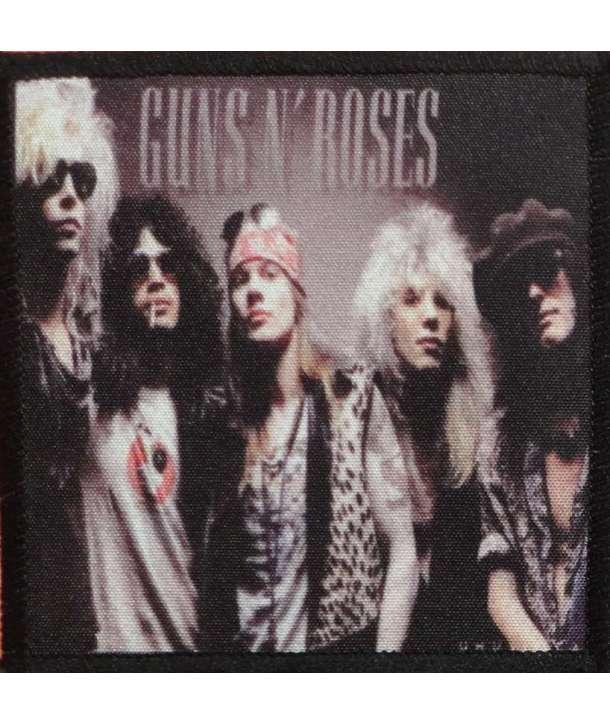Parche GUNS N ROSES - Band