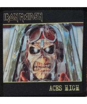 Parche IRON MAIDEN - Aces High 1
