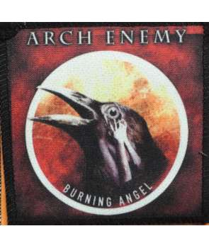Parche ARCH ENEMY - Burning Angel