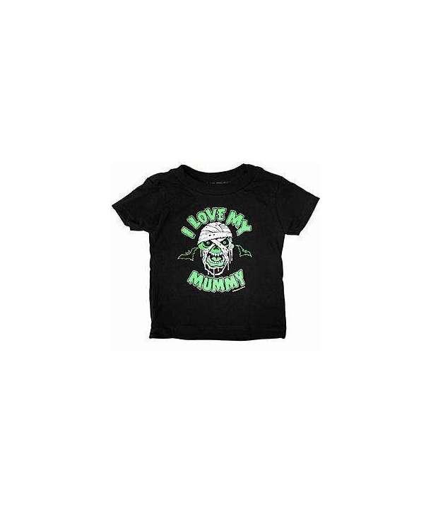 Camiseta niño/a I Love My Mummy