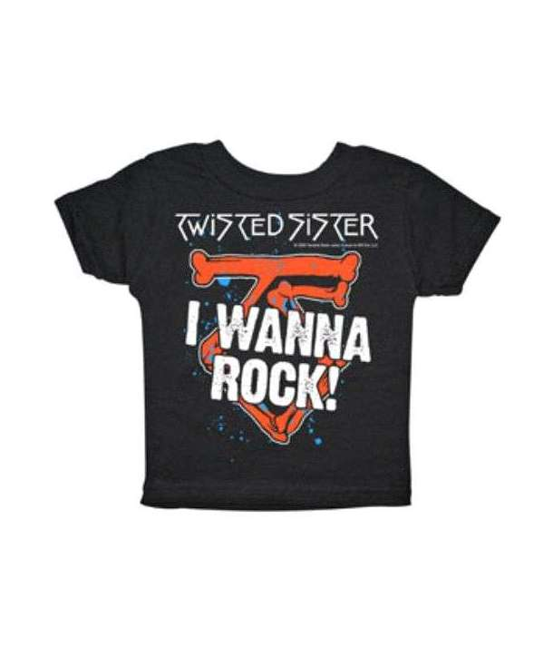 Camiseta niño/a TWISTED SISTER - Logo