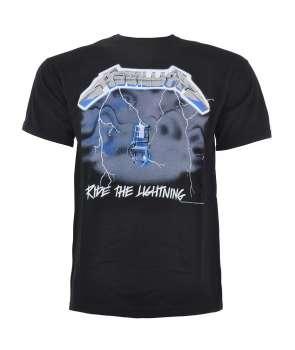 Camiseta METALLICA - Ride The Lightning