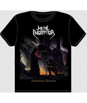 Camiseta METAL INQUISITOR - Unconditional Absolution