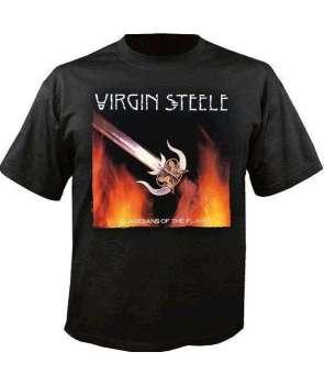 Camiseta VIRGIN STEELE - Guardians Of The Flame