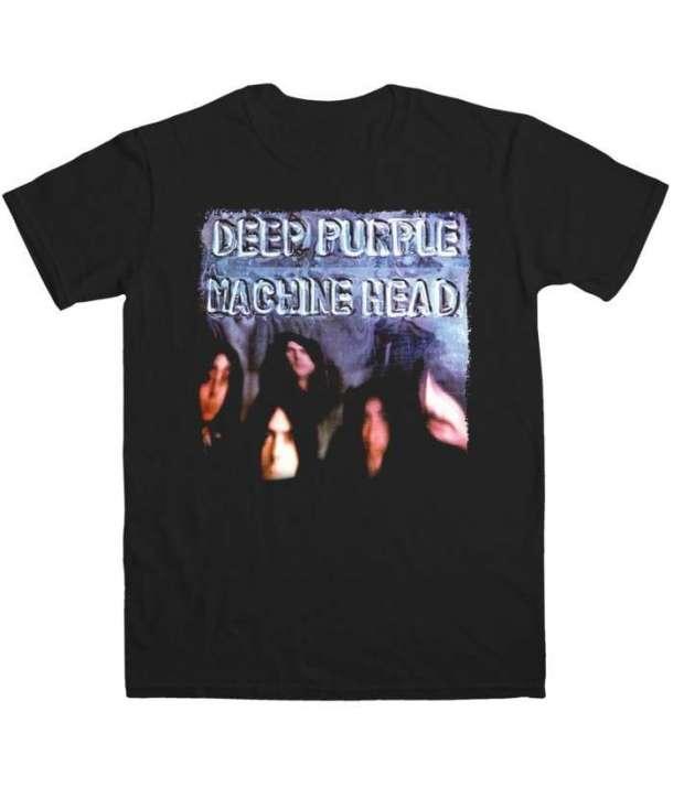 Camiseta DEEP PURPLE - Burn