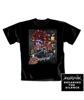 Camiseta ASSASSIN - Breaking The Silence
