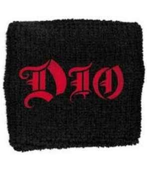 Muñequera Elástica DIO - Logo Rojo