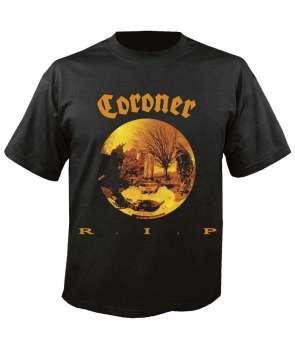 Camiseta CORONER - R.I.P.