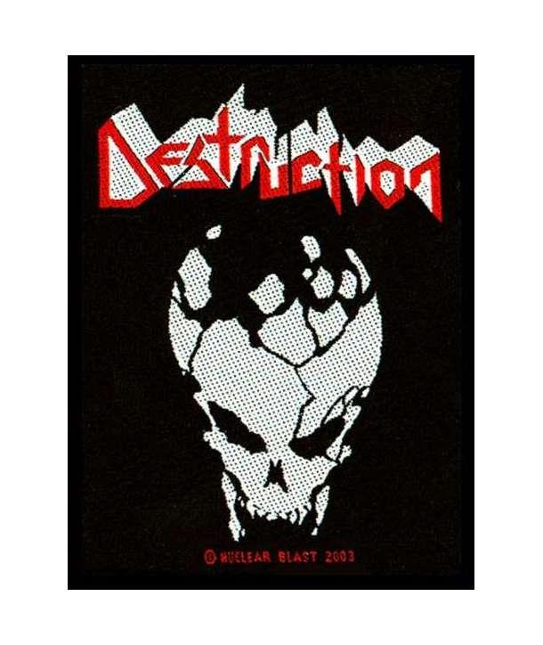 Parche DESTRUCTION - Skull